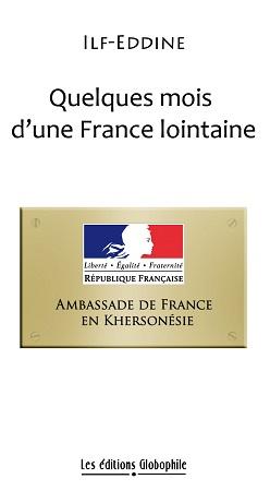 Couverture de Quelques mois d'une France lointaine